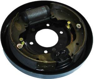 9 inch brake system 300x254 Caravans & Trailers